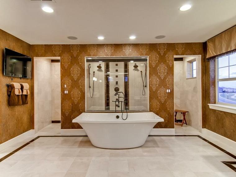 Baño Amarillo Decoracion:The post Decoracion baños con acentos modernos – 38 ideas appeared