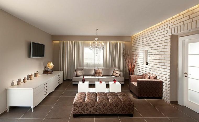 decoracion salon estilo unico moderno ideas