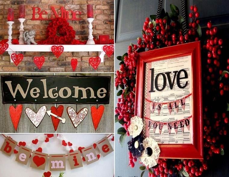 Decora tu casa en san valentin con estas 38 ideas geniales blog de el mundo del pintor - Decorar para san valentin ...