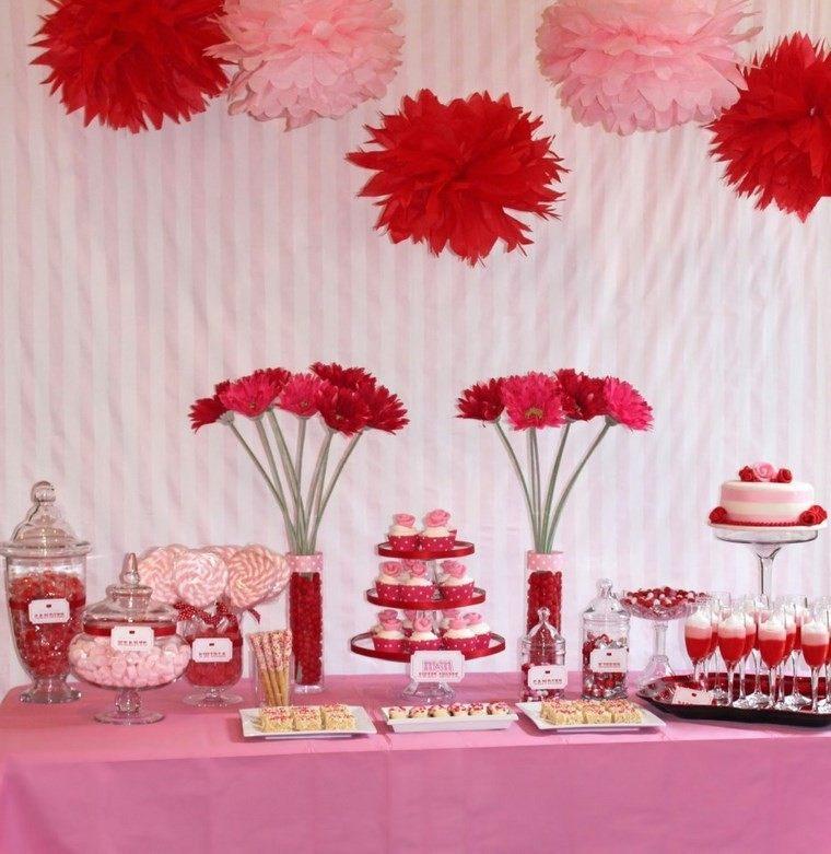 san valentin precioso romanticismo rosa rojo ideas