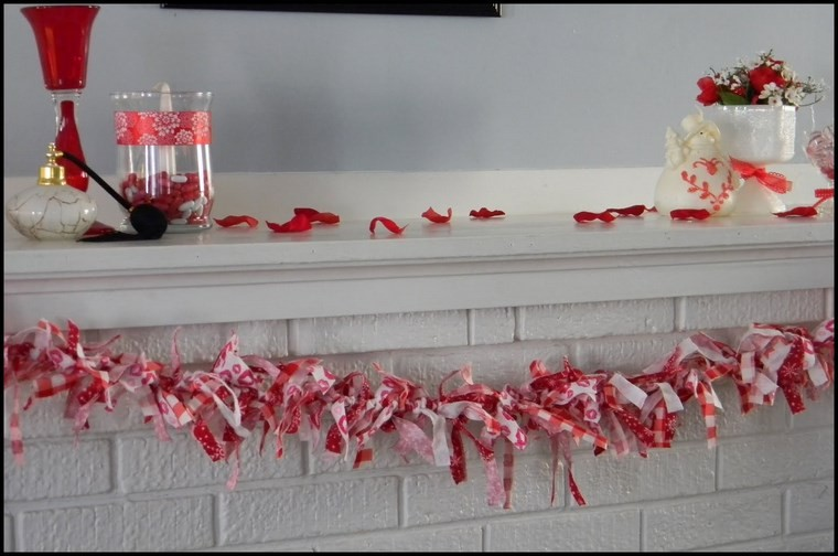 san valentin preciosa adornos ornamentos ideas