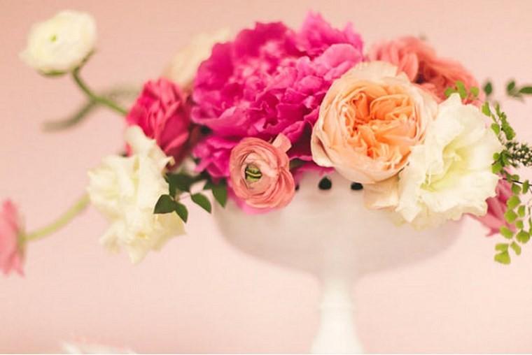 san valentin preciosa vintage flores ideas