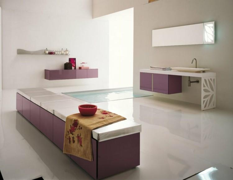 Ideas Para Decorar Toallas Baño:Decorar baños, ambientaciones de lujo para el relax