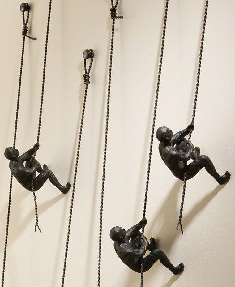 Decorar paredes 25 ejemplos para inspirarse muy atractivos for Adornos colgar pared