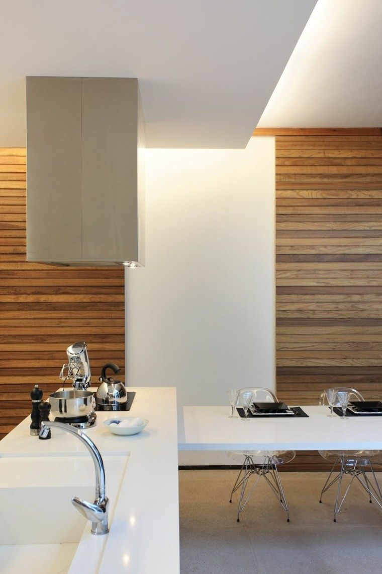 diseño cocina moderna minimalista
