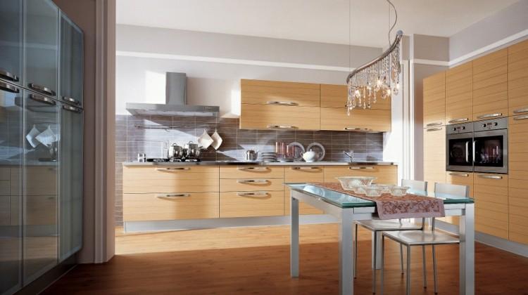 diseño cocinas soluciones curvada lamparas lamparas