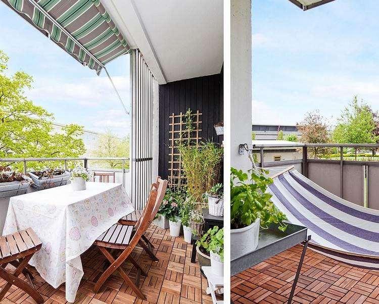 Persianas vallas y rejas de madera para la terraza - Suelo terraza madera ...