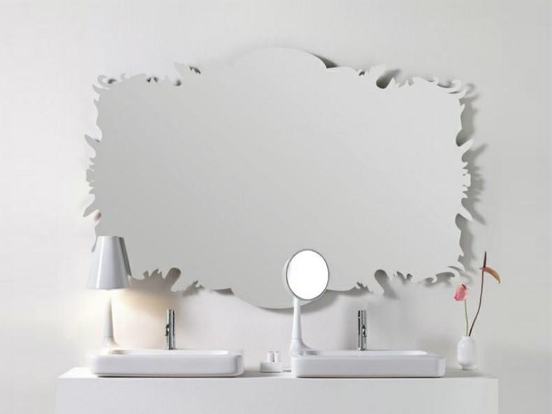 Espejos para ba os modernos 38 modelos con estilo for Decoracion con espejos en paredes