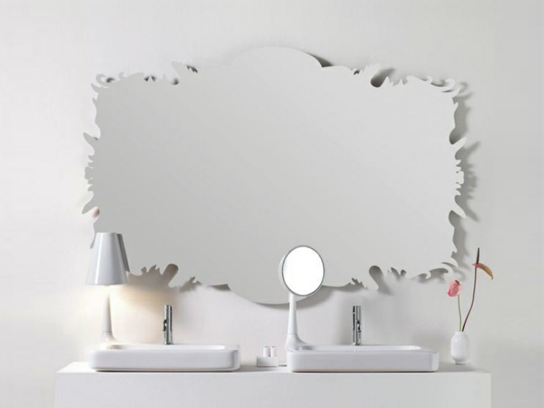 diseo espejo moderno organico