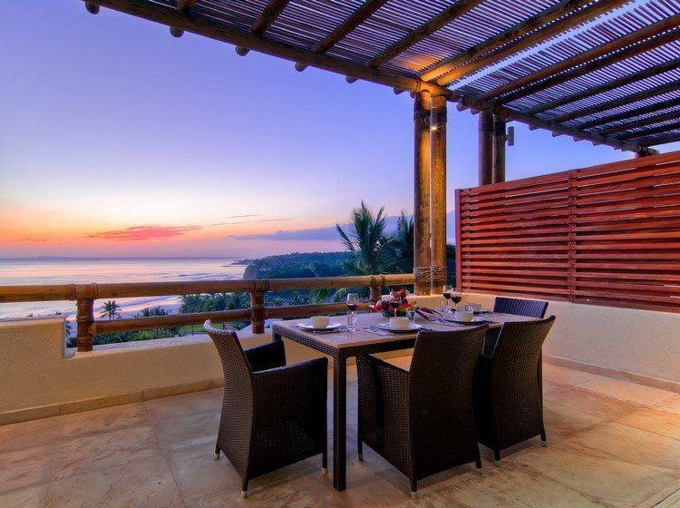 Persianas vallas y rejas de madera para la terraza for Disenos de terrazas de madera