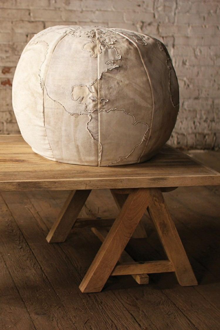 diy atractivo madera ideas mesa