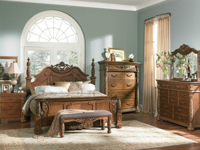 dormitorio luminoso cama preciosa ideas