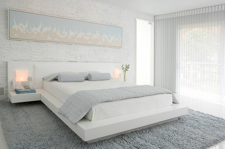 dormitorio opciones perfectas pared ladrillo ideas
