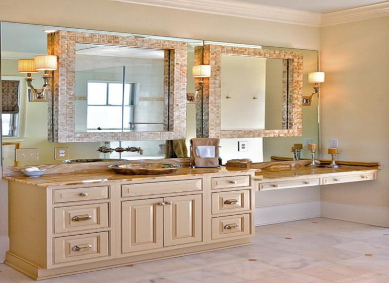 Espejos para ba os los 38 modelos m s modernos - Espejos para cuarto de bano ...