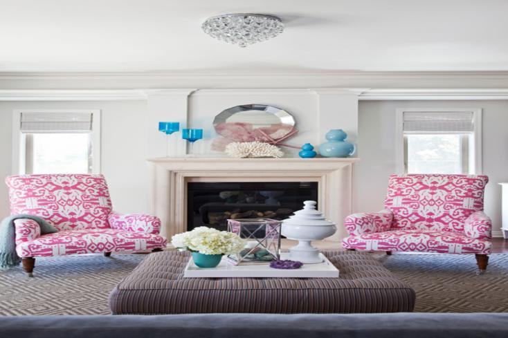 dos sillones sala de estar