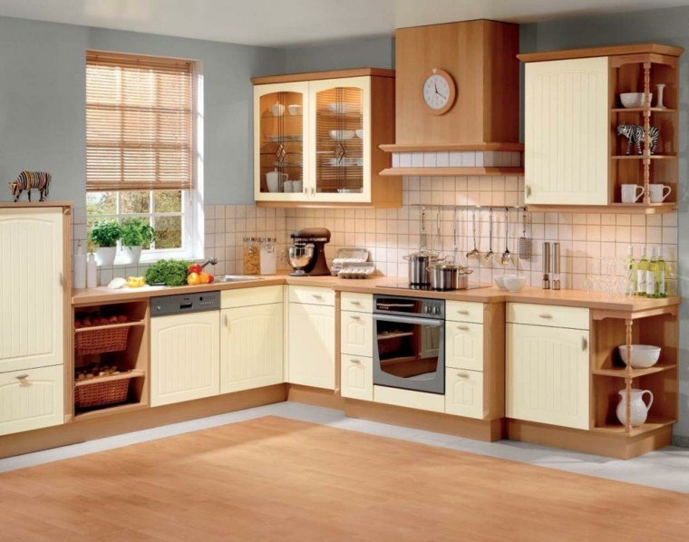 Imagenes de cocinas de diferentes estilos elige el tuyo for Cocinas diferentes