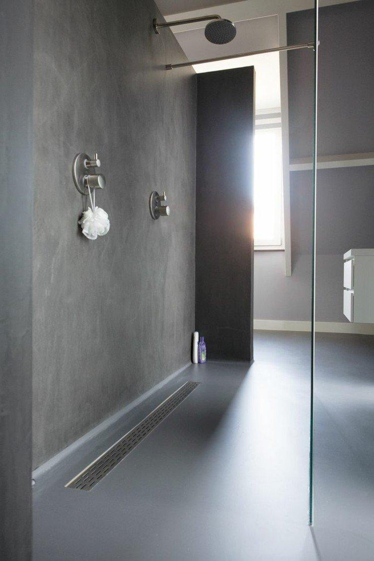 ducha fino ideas maderas grises