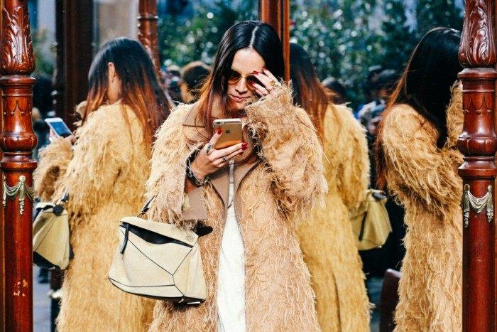 tendencias invierno 2015 abrigo amarillo precioso ideas