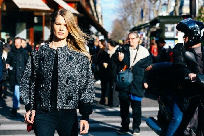 ropa invierno 2015 abrigo moderno ideas