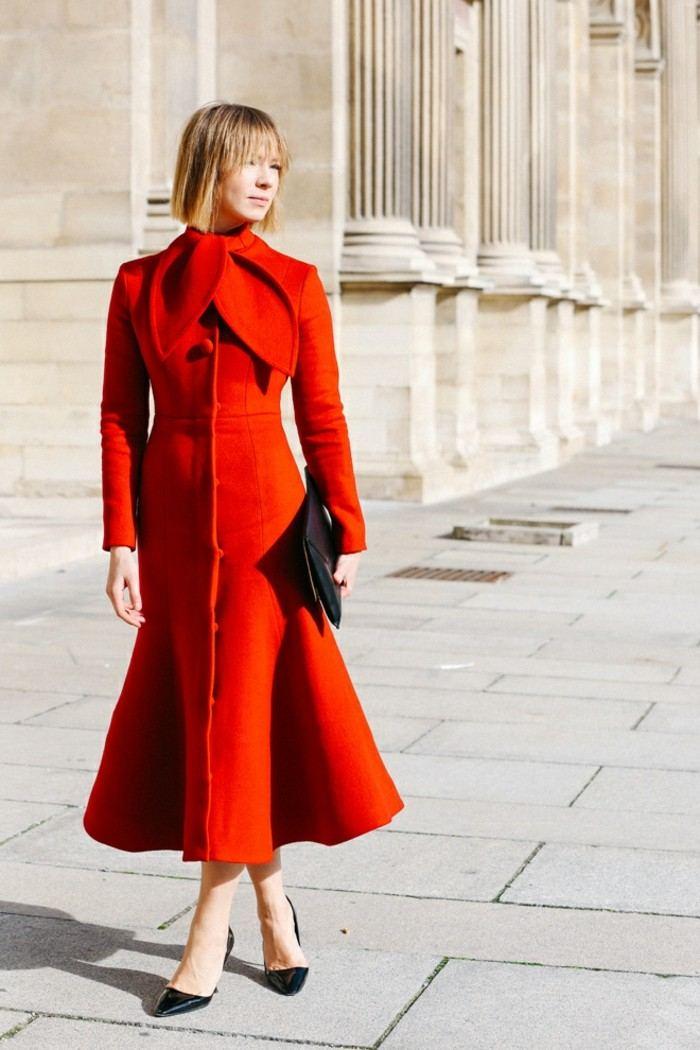 ropa invierno 2015 abrogo rojo precioso ideas