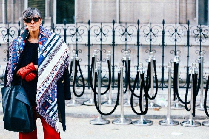 tendencias invierno 2015 bufanda llama atencion ideas