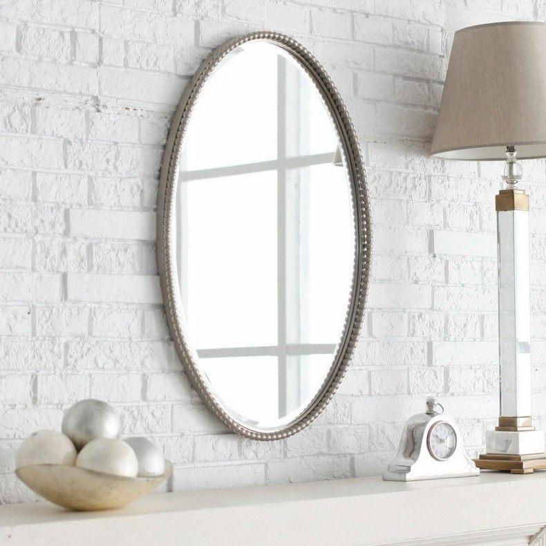 Espejos para ba os modernos 38 modelos con estilo for Espejos para pared completa