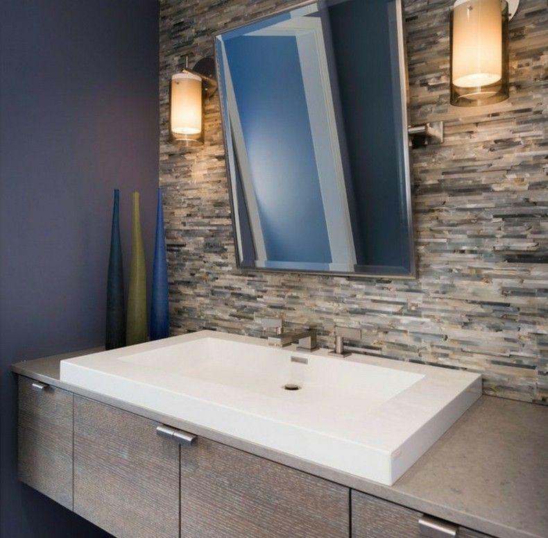espejo baño diseño moderno