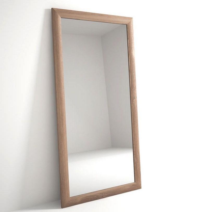 Espejos de madera espejos antiguos madera masisa espejos for Espejo marco madera natural