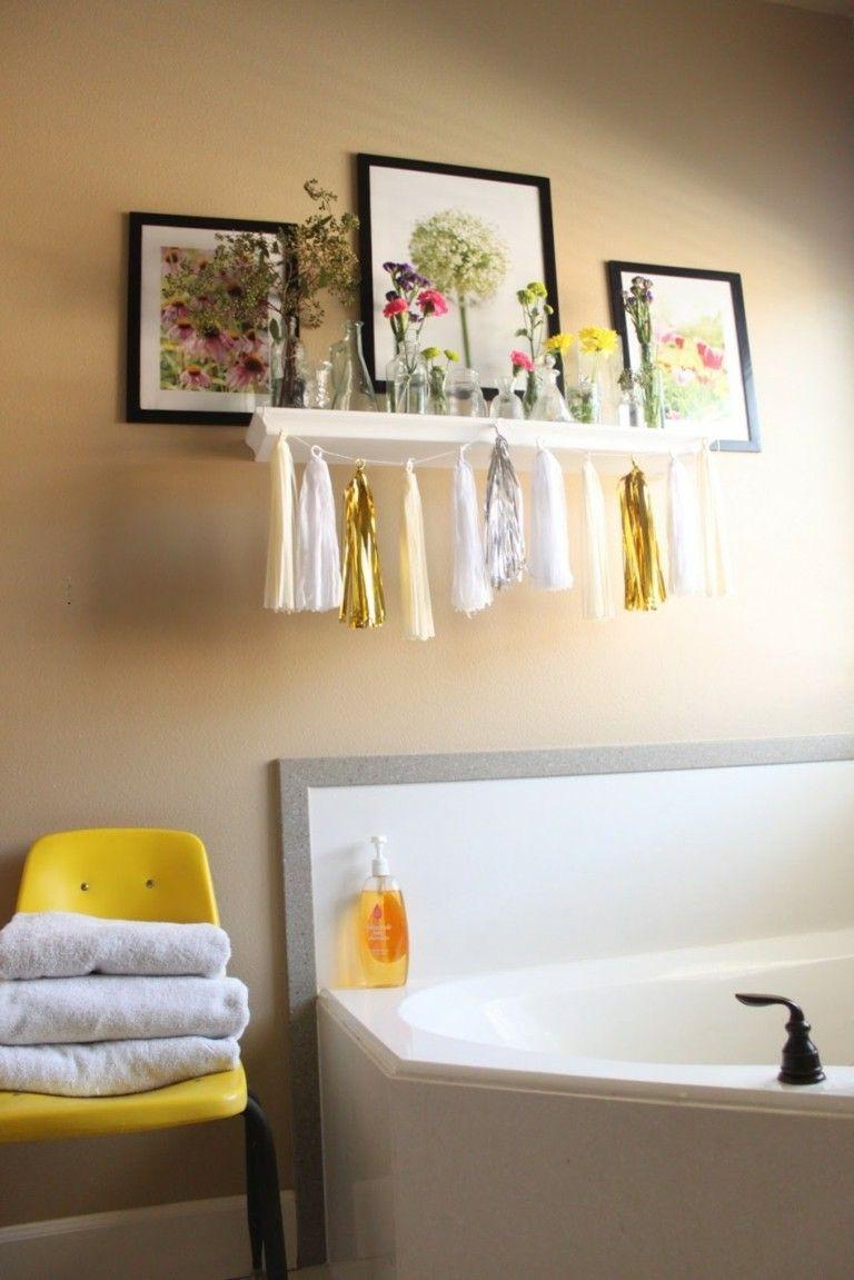 estante baño color blanco