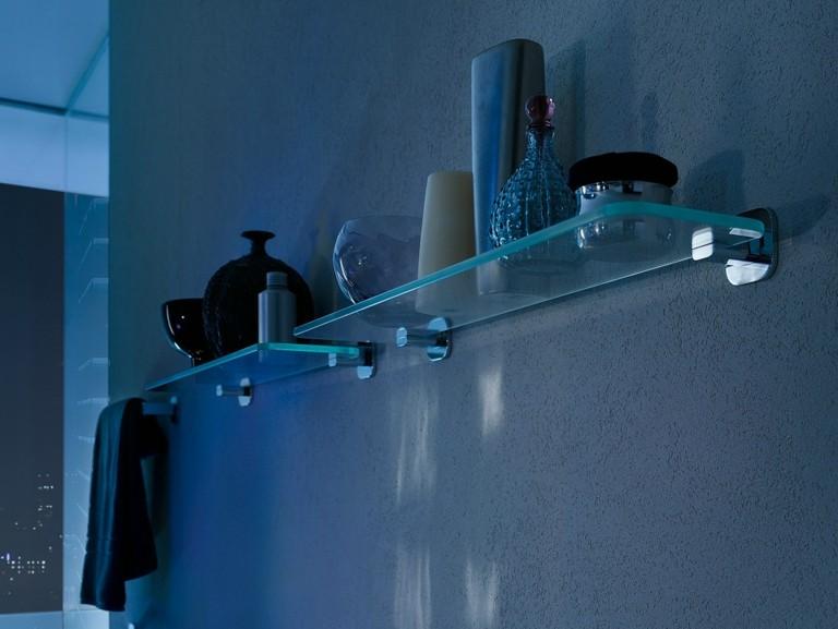 Estante De Baño Para Toallas:Estanterias para baños – 38 modelos prácticos y funcionales