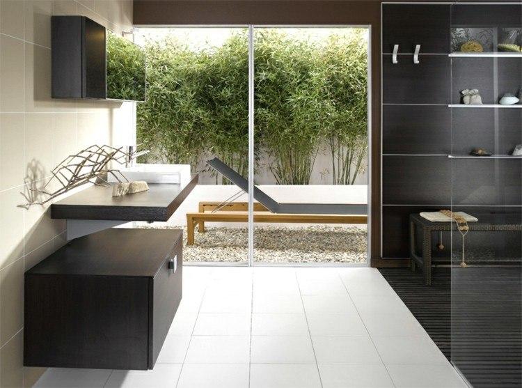Estanterias para ba os ganando espacios funcionales - Estanteria para plantas ...