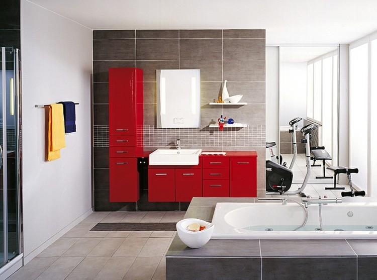 Estanterias para ba os ganando espacios funcionales for Estanteria bano toallas