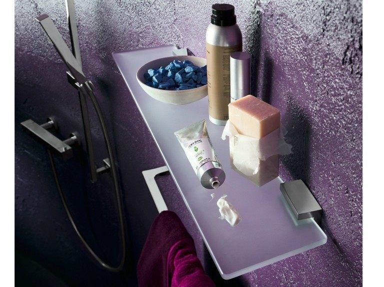 Estantes Metalicos Para Baño:Estanterias para baños – 38 modelos prácticos y funcionales