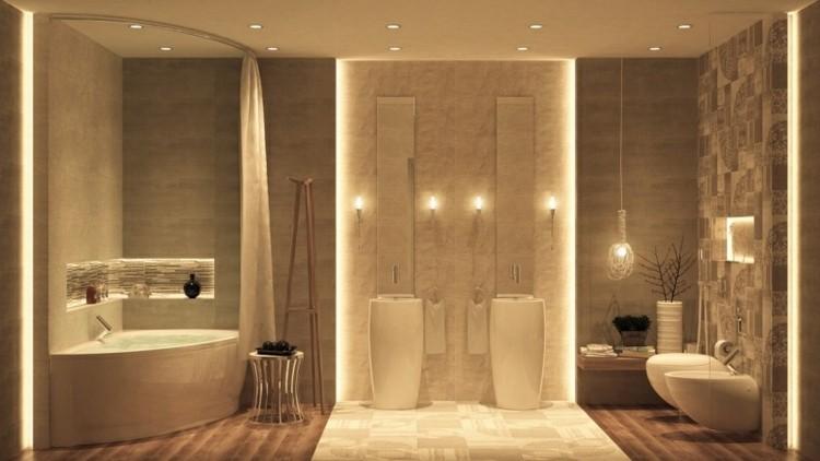 estupendo cuarto baño diseño moderno