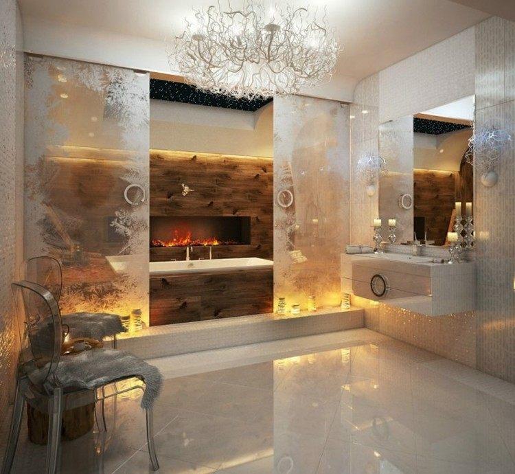 estupendo diseño cuarto baño moderno
