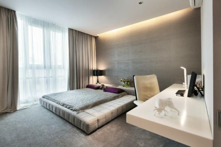 estupendo diseño dormitorio moderno