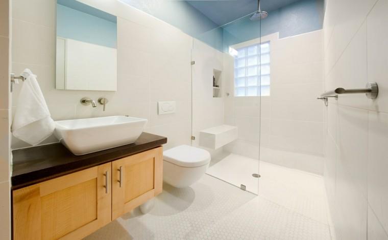 estupendo diseño baño pequeño