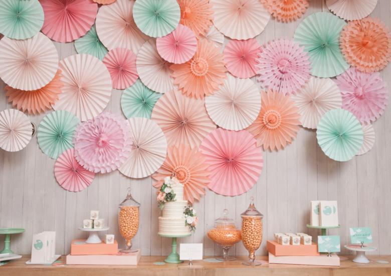 Diy decoracion manualidades de papel cart n y madera - Decorar con papel ...