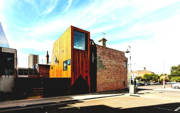 Fachadas modernas de estilo contempor neo for Fachadas de casas estilo contemporaneo