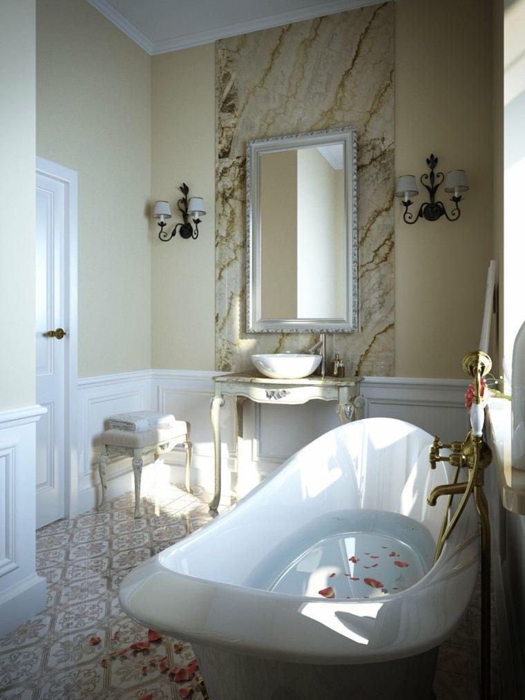 estupendo baño estilo lujoso