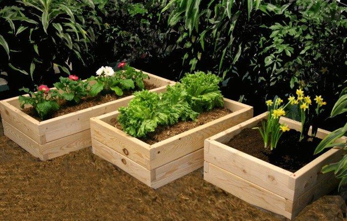 Adornos jardin e ideas originales en 100 im genes for Maceteros rusticos para jardin