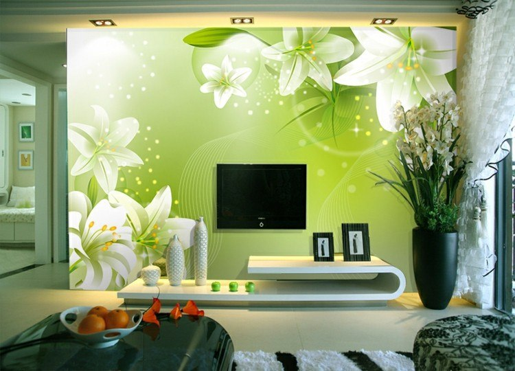 papel de pared dise o y decorado para variados espacios