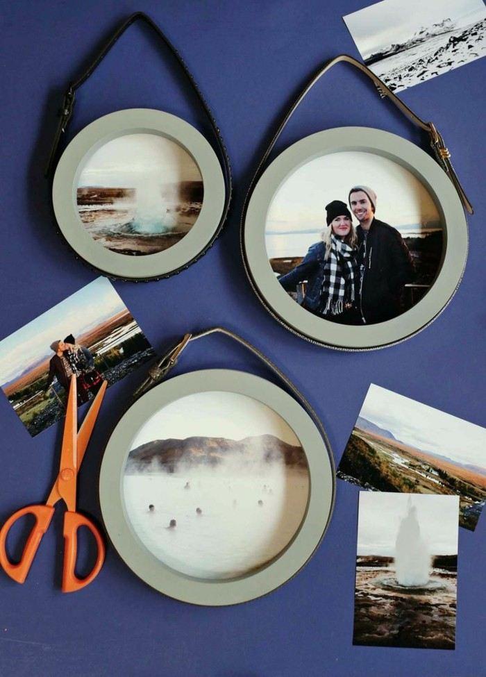 fotos colgar pared regalo navidad ideas