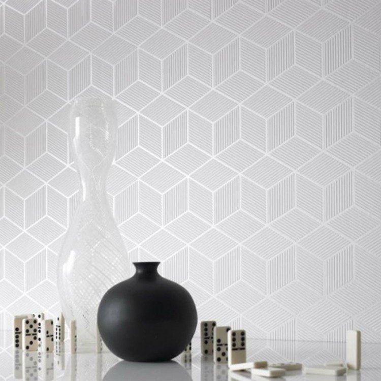 geometrico estilo diseño paredes patrones