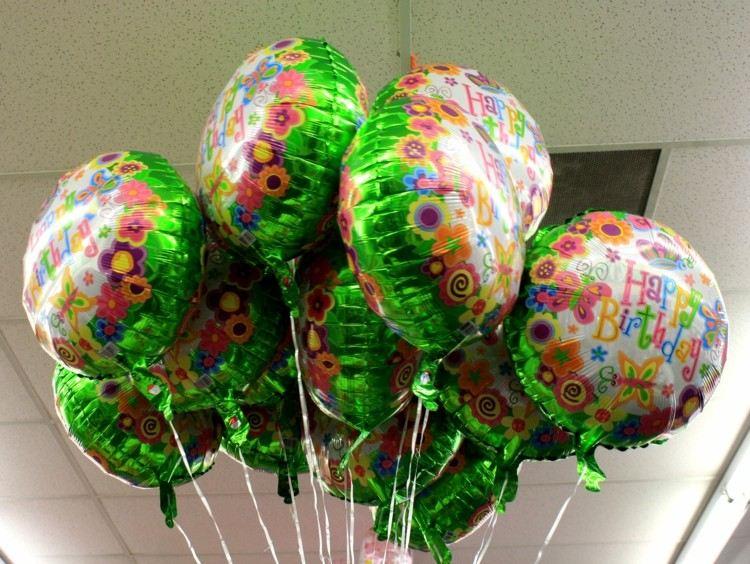 globos helio colores cumple