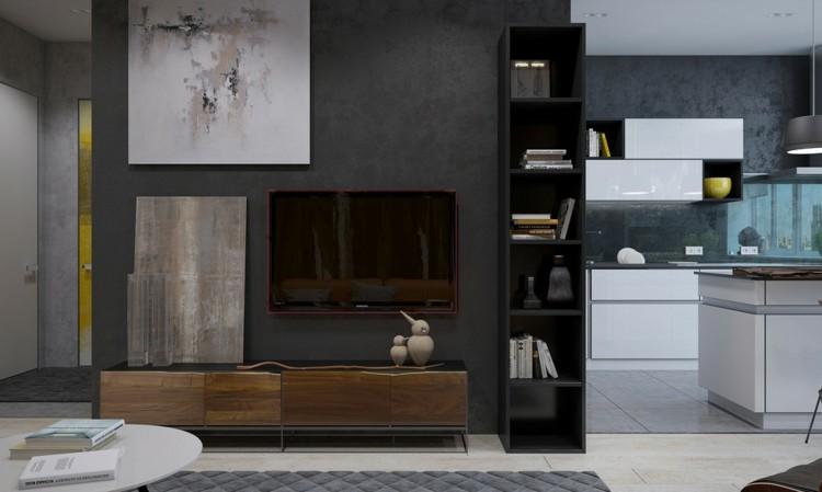 grises diseños estilos variados mueble