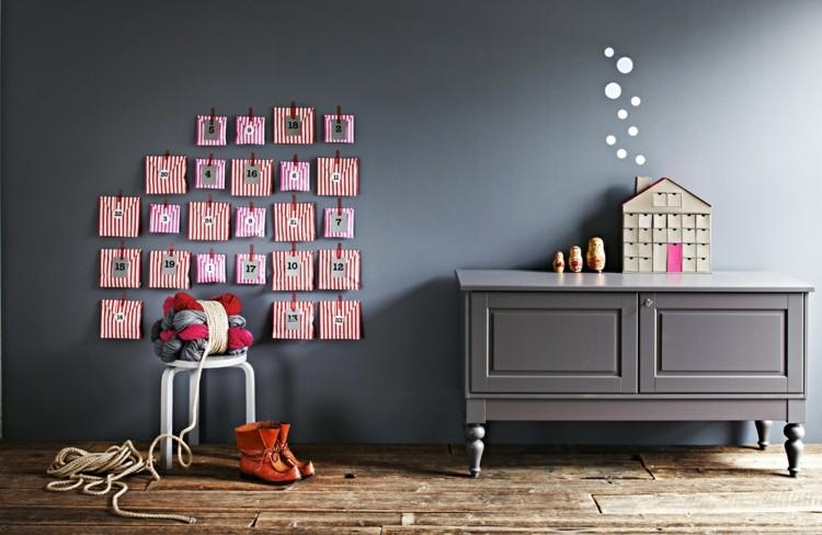 grises paredes diseños rustico casa