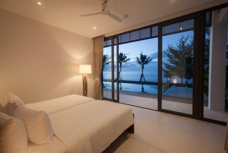 habitacion estilo minimalista moderna deco