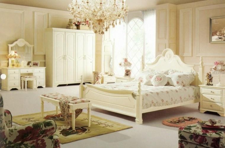 vintage dormitorio amplio bonito ideas