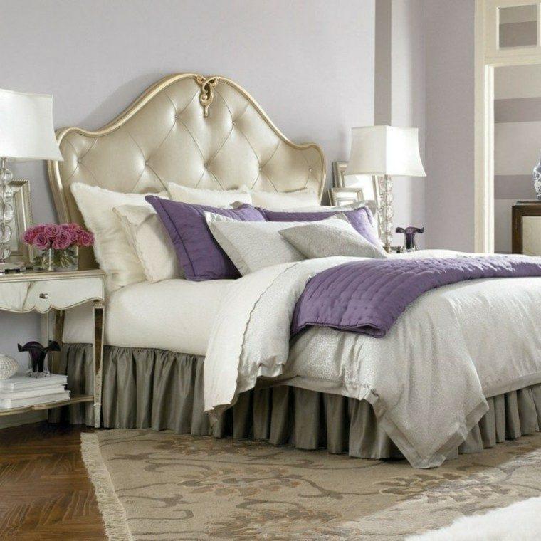 habitacion vintage respado cama bonito ideas
